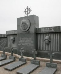 Obeliai Monument for the year 1941 June for the rebels and the Soviet victims