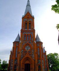 Žiobiškio šv. arkangelo Mykolo bažnyčia