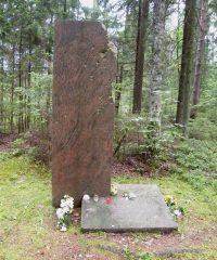 Ebreju slaktiņa vieta un nacisma upuru kapi