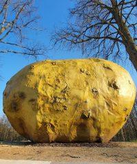 Skulptūra bulvei