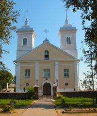Pandėlio švč. Mergelės Marijos bažnyčia