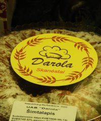 """Duonos parduotuvė-kepykla """"Darola"""""""