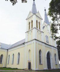 Obelių šv. Onos bažnyčia