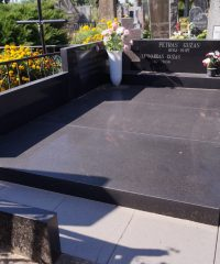 Pulkininko-leitenanto Petro Gužo kapas