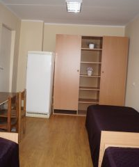 Budget accommodation in Rokiskis city