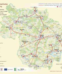 Rokiškio krašto Dvarų maršrutas. Kelionė po 12 dvarų