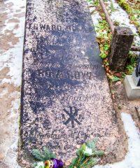 Dailininko E. J. Römerio (1806-1878) kapas Obelių kapinėse