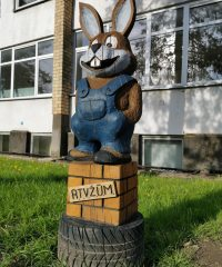 Hare of Rokiškis School of Technology, Business and Agriculture