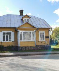 Adītāja J.O.Sirvīda māja (1875-1935) Jūžinātos