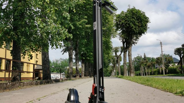 Electric scooters for rent