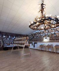 Medžioklės trofėjų kolekcijos paroda