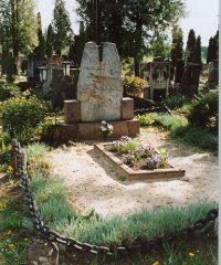 Dzejnieks A. Strazda kapa Kamaju kapi