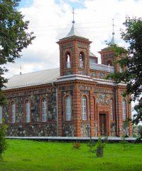 Suvainiškio šv. apaštalo Jokūbo bažnyčia