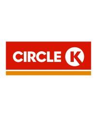 """Gas station """"Circle K"""""""