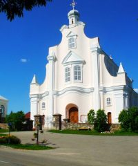Jūžintų šv. arkangelo Mykolo bažnyčia