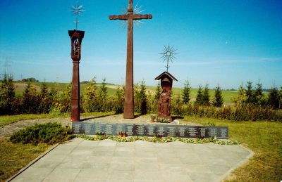 Lithuanian partisan graves