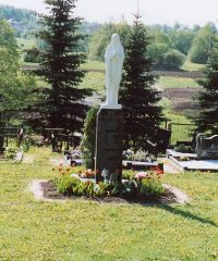 "Monument ""Mary"""