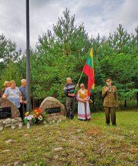 Jūžintų krašto partizanų atminties keliais
