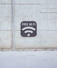 Зоны бесплатного Wi-Fi